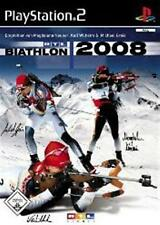 Playstation 2 RTL Biathlon 2008  BRANDNEU