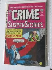 Crime Suspense Stories 4 (Gemstone/EC) NM SKU5462 60% Off!