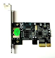 Controller PEXESATA1 StarTech Single Port Adapter Full Height Low Profile Brkt
