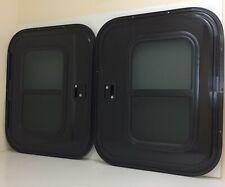 "RV Teardrop Driver's/Passenger's Side Foam Core Trailer Door 26"" x 36"" x 2-1/4"""