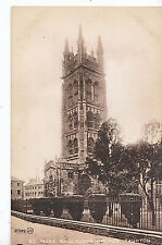 Somerset Postcard - St Mary Magdalene Church - Taunton     M914