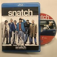 Snatch (Blu-ray Disc, 2009, Canadian French)