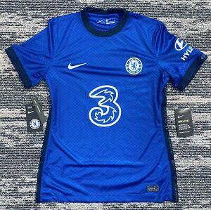 Nike Chelsea FC 20/21 Stadium Home Jersey CD4399-496 Women's Size XS