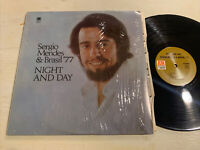Sergio Mendes & Brasil '77 Night And Day LP A&M + Shrink VG