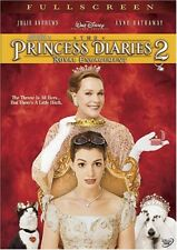 The Princess Diaries 2: Royal Engagement [New DVD] Full Frame, Subtitled, Ac-3