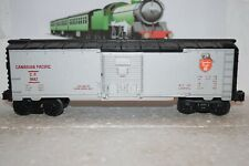O Scale Trains Lionel Canadian Pacific Box Car 9442