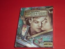 Romeo + Juliet Blu-Ray Steelbook BluFans Limited Lenticular Edition No 0155/1000