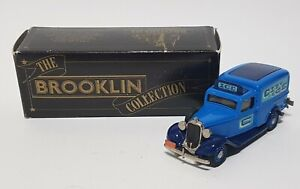 Brooklin Models No. 16A, Dodge Van, City Ice Delivery, - Mint Boxed Condition.