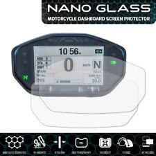 Ducati Monster 797/821/939/1200 (2014+) NANO GLASS Protector de pantalla x 2