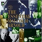 Essential Malcolm Arnold, Handley:London Musici, Very Good Import