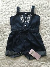 Holiday Denim Clothing (0-24 Months) for Girls