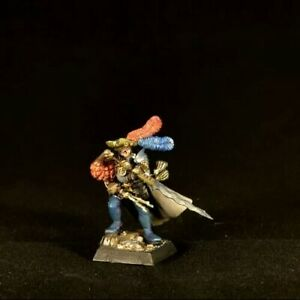 Warhammer - AoS - Free Peoples - Empire General, well painted