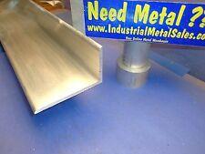 "6061 T6 Aluminum Angle 3"" x 5"" x 18""-Long x 1/4"" Thick"