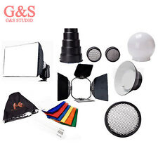 Flash Gun Adapter Kit For Canon 580EX II Canon 580EXII