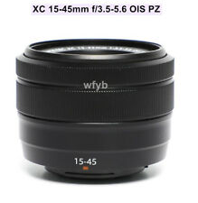XC 15-45mm f/3.5-5.6 PZ black lens for Fuji Fujifilm X-T3 T20 T30 T100 X-E3 X-A7