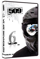 509 Films DVD Volume 6 We Are Snowmobilers Ride 509 Backcountry Chris Burandt