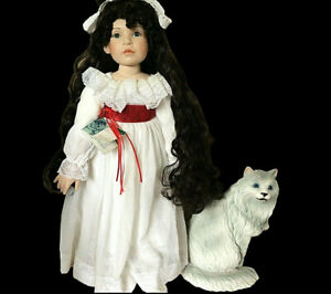 """Master Piece Gallery Doll Marilyn Bolden Rose 1997 Limited edition 28"""" Porcelain"""