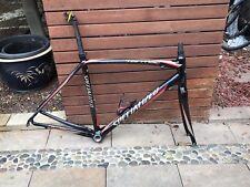 Specialized Tarmac PRO road bike frame set. 56cm. FACT carbon
