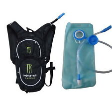 Motocross Hydration Backpack Apparel 2L Water Bag Back Hiking Bike Cycling