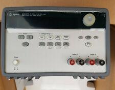 Agilent E3647A DC de salida dual power supply 0-35V 0.8A/60V 0.5A ~ HP Keysight