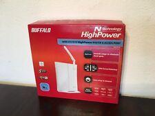 Buffalo N150 N-Technology High Power Router VPN OVP