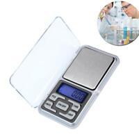 High Precision Mini Pocket Weight Jewelry Balance Spice Measuring Digital New