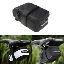 Bicycle under saddle bag. Cycling Seat Pouch Bicycle Bike Tail Rear Storage Bag