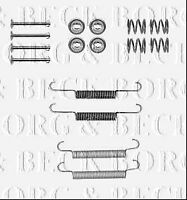 BBK6206 BORG & BECK FITTING KIT for BRAKE SHOES fits Hyundai ix35 01/10-