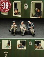 FIGARTI EUROPEAN THEATRE WW2 GERMAN ETG-050 TWO WEEKS LEAVE SITTING SOLDIERS MIB