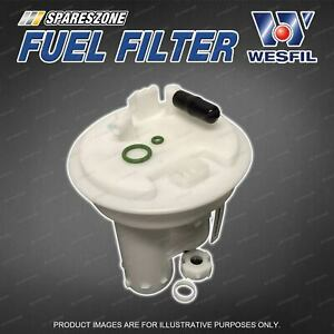 Wesfil Fuel Filter for Subaru Liberty GEN5 Outback Gen5 6Cyl 3.6 Refer Z932