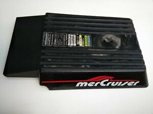Mercruiser MCM 5.0L EFI carb Plastic Cover V8 Electronic Fuel Digital Injection
