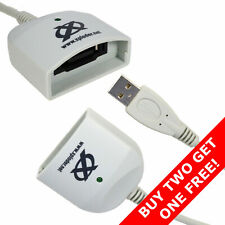 Xbox 360 USB Data Transfer Cable - Memory Card Backup - Cheats Saves Downloads