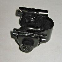 Saddle Clip for Saddle Rails of Straight Seatpost - Black Single Rail Style