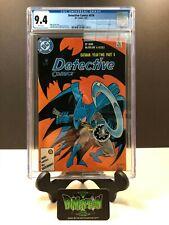 DETECTIVE COMICS #578 CGC 9.4 TODD MCFARLANE ART & COVER (1987) BATMAN YEAR TWO