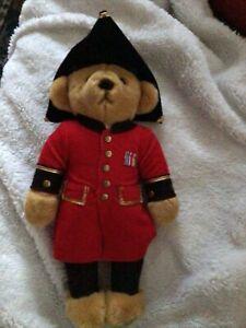 "Merrythought British Guard Bear 16"""