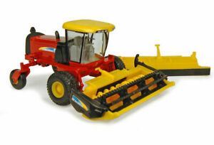 NEW HOLLAND 8080 Self Propelled Wind Rower - 1/64