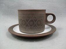 HORNSEA PALATINE Tea Cup e piattino.