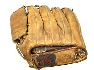 Vintage NOKONA Ristankor 1950's Leather G34 Chico Carrasquel Baseball Glove !