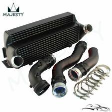 Bolt On FMIC Intercooler W/ Aluminum Pipe Kit For BMW 1/2/3/4 Series F20 F22 F32