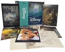 Art of Disney the Golden Age (1937-1961) 100 Postcards 9789123697502