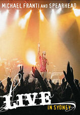 Live DualDisc Music CDs & DVDs