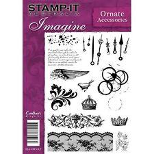 Crafters Companion Stamp-It Australie A5 timbres orné accessoires non montés