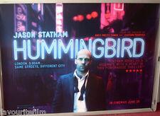 Cinema Poster: HUMMINGBIRD 2013 (Quad) Jason Statham Agata Buzek Vicky McClure