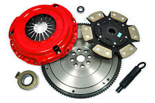 KUPP RACING STAGE 3 CLUTCH KIT+FLYWHEEL 1991-99 SATURN SC SL SW SERIES 1.9 1.9L