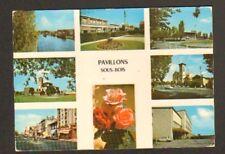 PAVILLONS-sous-BOIS (93) VILLAS , COMMERCES & EGLISE