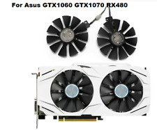 Fan For ASUS GTX 1060 1070 RX 480 RX480 Fans T129215SU PLD09210S12HH Cooler GPU