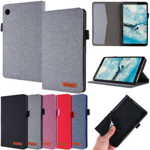"""For Lenovo Tab M7 Tablet 3rd Gen TB-7306F 7"""" Leather Folio Stand Case Kids Cover"""