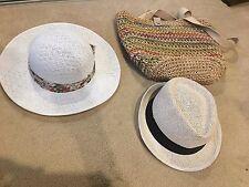Beach Hats and Bag