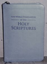 NEW WORLD TRANSLATION OF THE HOLY SCRIPTURES WATCH TOWER BIBLE