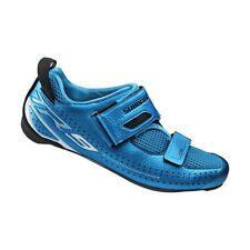 Shimano TR9 Mens Tri Shoes. Blue. Size 43.5EU/9.3US.
